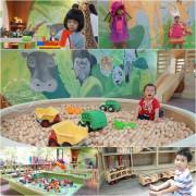 童遊森林館▋台北市親子室內遊戲樂園~開闊空間進口木製玩具超吸睛,要提早預約喔!