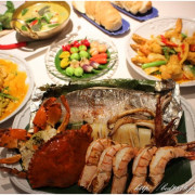 【台北松山】Thai & Thai restaurant-東方文華泰式料理,奢華美味的享受!(小巨蛋美食、台北泰式推薦、邀約)