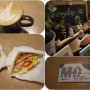 美食。餐廳│ 台北北投區 石牌捷運站 好日子咖啡 放鬆心情來份好吃三明治吧!  ❤跟著Livia享受人生❤