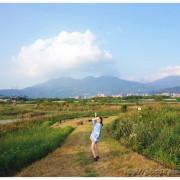 「LILI KOKO」- 鐵皮玻璃屋cafe!偽花東美景!+「社子島濕地」&「島頭公園」半日遊