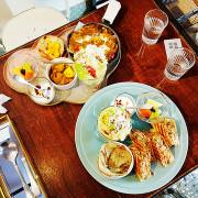 著迷食間。蔬食概念結合歐式早午餐顛賦傳統口味