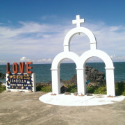 *石門景點*伊莎貝拉海灘咖啡館,希臘地中海景觀,碧藍的池水加上海景,超級無敵美景!