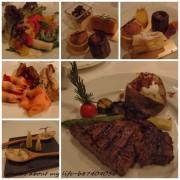 [Food][台北中山] 用大餐犒賞自己吧~晶華Robins steak house