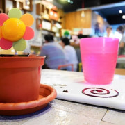 【台北圓山站 | 咖啡廳】讓可愛的小花盆栽提拉米蘇帶給你好心情 ♪ 品台灣手作甜品 Is Taiwan Is Chocolate