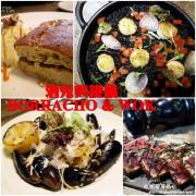 捷運忠孝敦化X餐酒館||Borracho&wok酒鬼與鐵鍋 無法停止的精緻美食