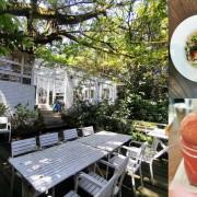 (陽明山美食)士林區約會餐廳-好樣秘境 vvg hideaway,陽明山上秘境小白屋,超美玻璃屋,來拍美照的好地點,IG網美打卡熱點