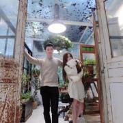 【陽明山景觀餐廳】夢幻白色玻璃屋VVG Hideway 好樣秘境~宛如仙境