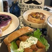新竹早午餐 新竹超人氣早餐「 山房 Mountain House」:好吃好又拍的山形吐司 文青可愛早午餐 (山房菜單、山房早午餐)