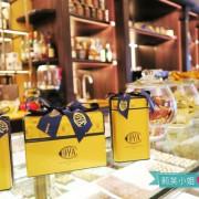[美食] 台北 相見不如懷念的微風信義內的米蘭百年甜點店COVA (市政府站)