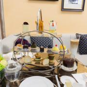 台北│來自米蘭百年甜點【COVA】艾曼紐二世-迴廊雙人午茶