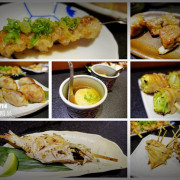 【台中美食】之田家廚房 ♥ 溫馨的日本料理小店 食材美味好吃 串燒一級棒 有限定串燒晚餐$599-799
