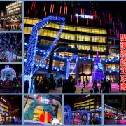 2015 台北信義商圈.聖誕燈飾全攻略 (12/18更新)