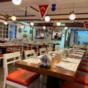 [台北*松江南京站]不用偽出國,就有出國感~番紅花土耳其餐廳