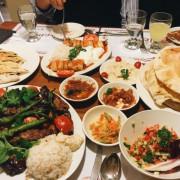 [台北記食]番紅花城土耳其餐廳