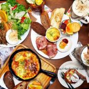 【西門早午餐】貳拾陸巷 Somebody CAFE #早午餐 #烘蛋 #鬆餅 #下午茶 #咖啡 #插畫