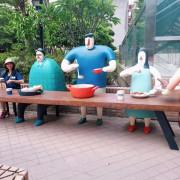 【台北南區文青小旅行下集】農人餐桌親子聚餐的最佳選擇/郵政博物館好玩好拍景點