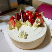 (胖樺食記)大推宅配甜點「Vanessas Bakery凡內莎烘焙工作室」/草莓伯爵香緹慕斯蛋糕/好看又好吃/送禮慶生禮物