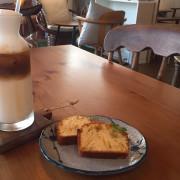 台北|意外闖入的老屋空間。角公園咖啡