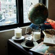 角公園咖啡Triangle garden cafe X 魔王 台北大同區 二樓老宅裡有好喝咖啡與茶 回憶舊時光我想起兒時點滴 捷運中山站不限時咖啡廳『內文有店家資訊與菜單』
