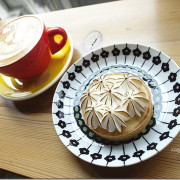 自由派 Liberal cafe ღ 史努比陪你喝咖啡 吃甜點