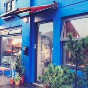 【 新北 金山 】Q.B.Days / 靠北過日子。離海很近的地方 x 藍色咖啡館
