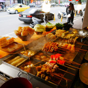 【Angelas日嚐】在北台灣屹立40年台味關東煮,士林夜市的暖心美味【高雄黑輪大王 / 士林基河店】