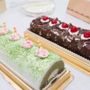 台北│【楓格蛋糕(天母店)】享受午茶-黑森林/抹茶紅豆長條蛋糕