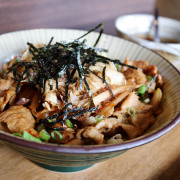 【嘉義美食】大盛居 日韓食堂-平價日式料理.韓式料理 一次滿足