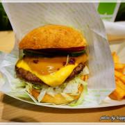 [台中]不是大俠也愛吃的漢堡包★樂檸漢堡