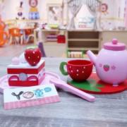 親子餐廳》 YO童親子餐廳  B1適合0~6歲的親子遊樂區/1F適合各年齡層的文青咖啡區