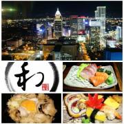 【台北101/世貿站】101和料理食堂~35樓觀景餐廳  101美食推薦