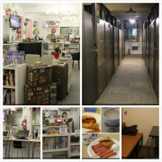台北住宿|萬商個旅NEOSOHO個人艙輕旅館以時計算足足享用24小時的個人空間~食尚玩家跨年住宿推荐