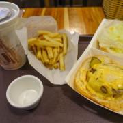 布榖堡 - 企圖包裝成美式漢堡店的美而美