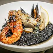 溫度小館Chaleureux , 信義區巷弄裡的頂尖美食, 墨魚燉飯超好吃