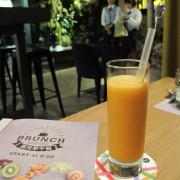 (台南。中西區)『bistro88 義法餐酒館 - 台南小西門』今天早餐就吃龍蝦三明治^^ 份量還很夠喔! | 早午餐 熱騰騰於AM8:00 強勢登場~|奢華感,質感風|新光三越,台南西門店,小西門|