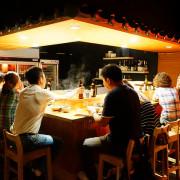 台中美食~鳥伴日式關東煮居酒屋 夏夜裡清爽口感的好選擇 姊妹們聚餐喝酒的好地方