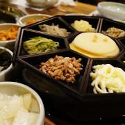韓國料理 新韓館 宮廷料理原來是這樣呀! 九節板 烤肉 韓國正統小菜免費續盤
