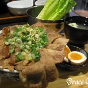 開丼~燒肉vs丼飯,開動!いただきます(HOYII北車站店)