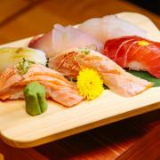 【中肯‧食記】匠心-私廚。日食堂‧捷運松山機場站 創意驚奇漂浮壽司‧高CP值大份量海鮮丼飯!
