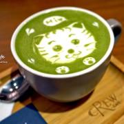 【華山文創旁 / 咖啡下午茶 / 魔術表演】輕食甜點下午茶又有魔術表演、LIVE藝術展演 ✿✿ CREW CAFE ✿✿ (完整菜單)