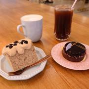 【甜點咖啡】BOKA , 民生社區巷弄內的精緻下午茶 , 蛋糕咖啡美味精緻 , 室內空間無敵寬敞 , 網美甜點控必造訪之夢幻咖啡廳