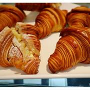 【台北美食】Gontran Cherrier Bakery ~ 限量的蘋果夾心可頌❤️東區買的到來自巴黎的可頌 - 捷運國父紀念館站