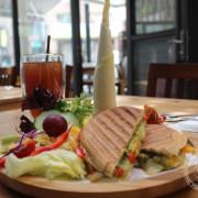 台中 北區。Rice&Shine 米閃Brunch-放慢腳步樹懶陪你吃早午餐