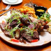 [新北永和] 小巷弄藏著世界級名廚!只用履歷安心食材,吃的安心、吃的美味、吃的有深度~藍柚小廚