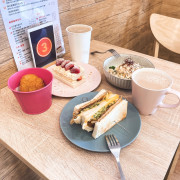 【新北中和區美食推薦筆記】吃到有溫度的早餐-福來早餐