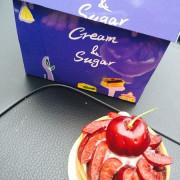 台中✿甜忌廉 Cream&Sugar✿巷弄裡的法式甜點! 口感好細緻高級~