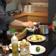 台北中山區(大直)~Phoebe's Kochhaus菲比食事~食尚生活,大家一起回家做飯吧!