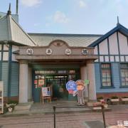 童話列車駛入蕃薯藔驛,甜蜜軌道無盡綿延我心 旗山火車站 近旗山老街 五分車