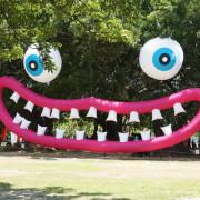 【藝文展覽】2016衛武營童樂節@戶外裝置藝術的大驚奇 還有劇團的想像力Magic