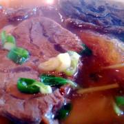 「北芳園專業精緻牛肉麵」(信義店) --- 頂尖美味與價位相符的專業牛肉麵